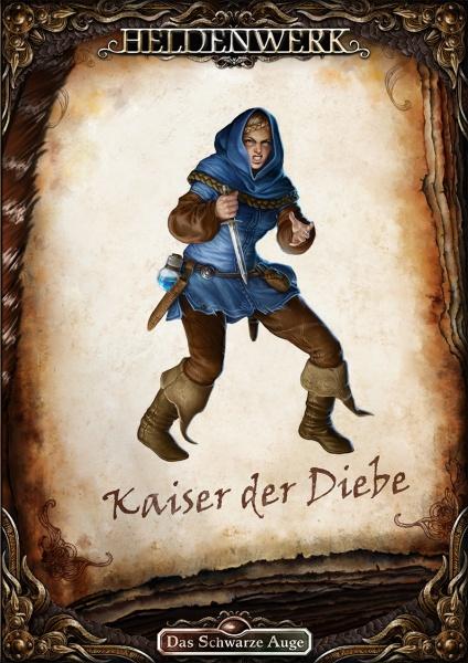 Kaiser der Diebe Heldenwerk Cover