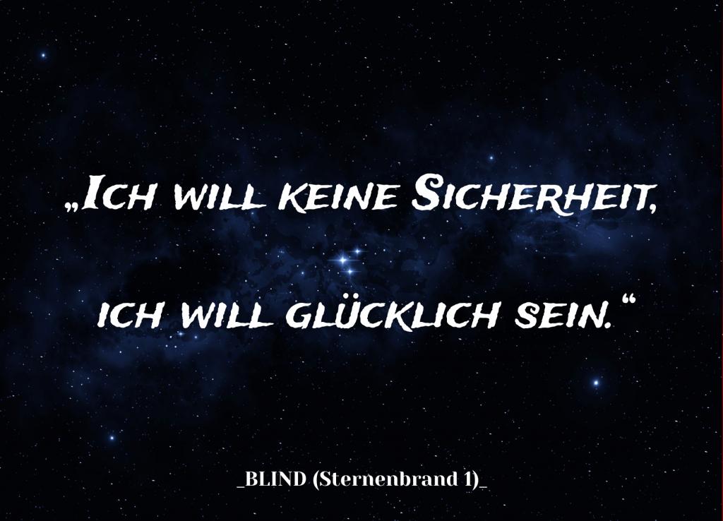 Sternenbrand Blind Xenen Zitat