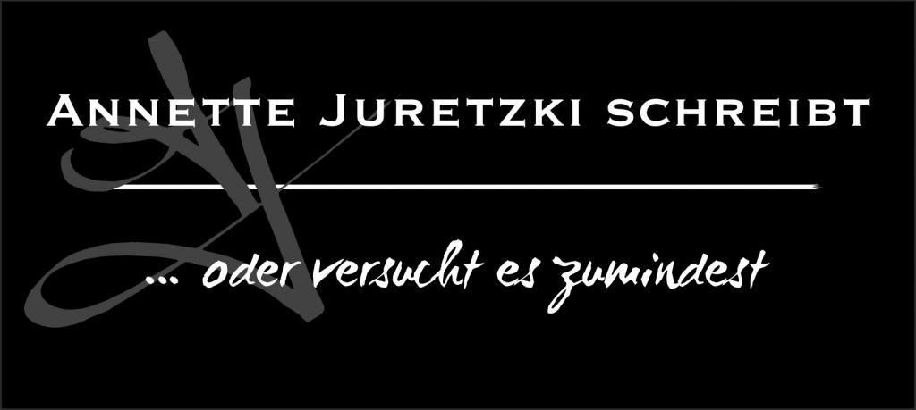 Annette Juretzki Blog Logo