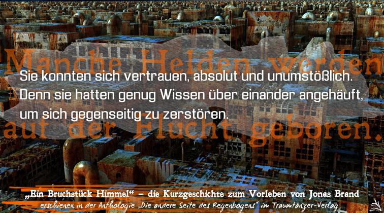 Sternenbrand Zitat Anthologie Traumtänzer Verlag