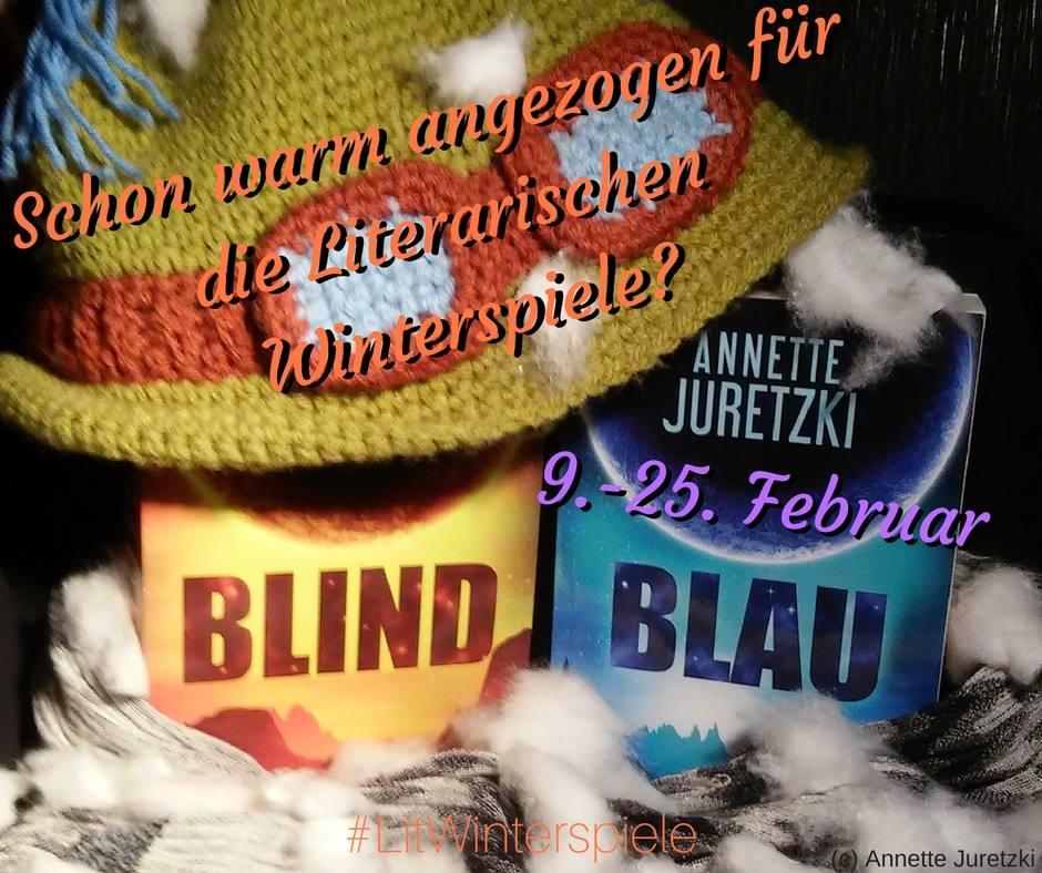 Literarische Winterspiele Olympia Sternenbrand Scifi